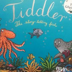 Tiddler The Story-telling Fish Event